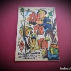 Tebeos: EXTRAORDINARIO VERANO RIN TIN TIN Nº 105. Lote 278157923