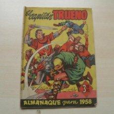 Tebeos: EL CAPITAN TRUENO. Lote 287200943