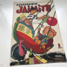 Tebeos: TBO CLÁSICO ESPAÑOL ALMANAQUE JAIMITO 1954. Lote 287745078