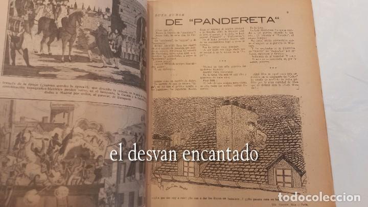 Tebeos: Almanaque BUEN HUMOR para 1930. Ver fotos - Foto 2 - 287899908