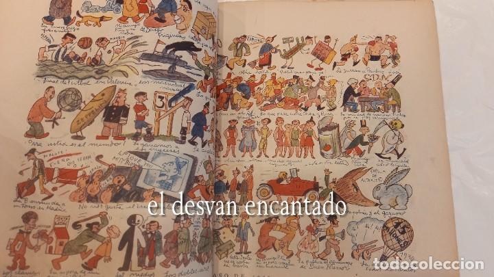 Tebeos: Almanaque BUEN HUMOR para 1930. Ver fotos - Foto 3 - 287899908