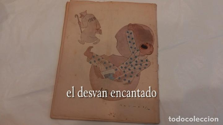 Tebeos: Almanaque BUEN HUMOR para 1930. Ver fotos - Foto 4 - 287899908