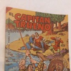 Tebeos: EL CAPITAN TRUENO. EXTRA DE VACACIONES. ORIGINAL. Lote 287900468