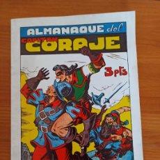Tebeos: ALMANAQUE DEL CAPITAN CORAJE 1948 - REEDICION, FACSIMIL (M). Lote 289821773