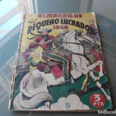Tebeos: ALMANAQUE DE EL PEQUEÑO LUCHADOR 1948. Lote 289885133