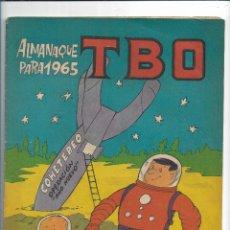 Tebeos: T B O ALMANAQUE PARA 1965. Lote 292403348