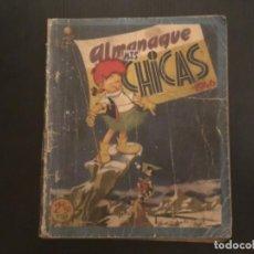 Tebeos: COMIC ALMANAQUE MIS CHICAS 1946. Lote 295527293