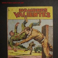 Tebeos: HOMBRES VALIENTES - TOMMY BATALLA - (FERMA) ... Nº 10. Lote 11215625