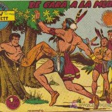 Tebeos: DAVY CROCKETT ( FERMA ) ORIGINAL 1959 Nº. 10. Lote 27593915