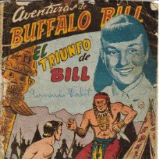 Tebeos: AVENTURAS DE BUFFALO BILL (FERMA) ORIGINAL 1956 Nº. 15. Lote 26342197