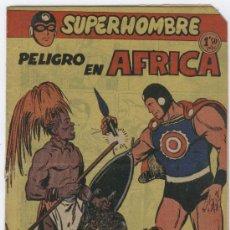 Tebeos: SUPERHOMBRE Nº 39 , , EDI. FERMA 1956. Lote 12091582