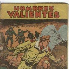 Tebeos: TOMMY BATALLA, HOMBRES VALIENTES, FERMA 3. Lote 15198401