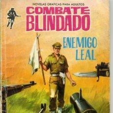 Tebeos: COMBATE BLINDADO - ENEMIGO LEAL - 1962 EDIT. FERMA. Lote 5666930