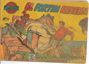 EL PEQUEÑO GRUMETE 2ª SERIE ( FERMA ) ORIGINAL 1958 Nº. 8 (Tebeos y Comics - Ferma - Otros)