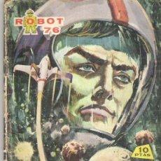 Tebeos: ROBOT 76 - MUTACION ** NUM 14 *** EDI FERMA 1967. Lote 11375316
