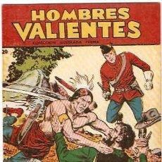 Tebeos: HOMBRES VALIENTES DICK DARING Nº 11 -- FERMA -- ORIGINAL. Lote 14989820