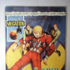 Tebeos: MEGATON--EL PLANETA ATORMENTADO N.14--EDITORIAL FERMA. Lote 25853076