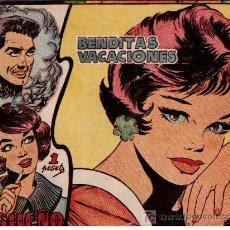 Tebeos: ENSUEÑO. FERMA 1958. Nº 1. ESCASO. Lote 24967479