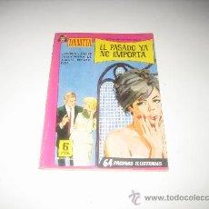 Tebeos: DAMITA - EL PASADO YA NO IMPORTA - EDITORIAL FERMA 1967. Lote 25470366