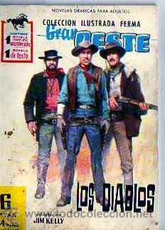 GRAN OESTE DE FERMA Nº 158 (Tebeos y Comics - Ferma - Gran Oeste)