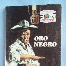 Tebeos: SENDAS DEL OESTE 1962 -EDITORIAL FERMA. Lote 12569682