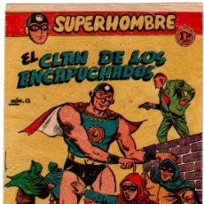 Giornalini: SUPERHOMBRE Nº 12 . Lote 12857476