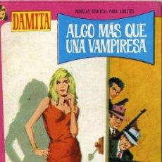 Tebeos: DAMITA - Nº 436 - ED. FERMA 1958. Lote 13841106