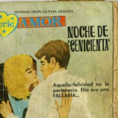 Tebeos: SERIE AMOR - Nº 233 - EDITORIAL FERMA 1962. Lote 13841249