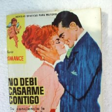 Tebeos: SERIE ROMANCE N. 105 -DESFILE ESTELAR - ALAN LADD ,EDITORIAL FERMA. Lote 15008578