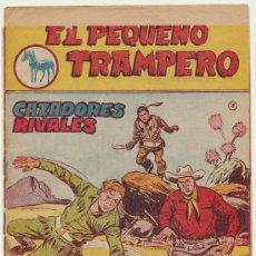 Tebeos: EL PEQUEÑO TRAMPERO Nº 11. FERMA 1957.. Lote 25617309
