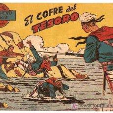 Tebeos: EL PEQUEÑO GRUMETE 2ª - SEGUNDA Nº 11 -- ORIGINAL FERMA 1958- DIFICIL. Lote 19082323