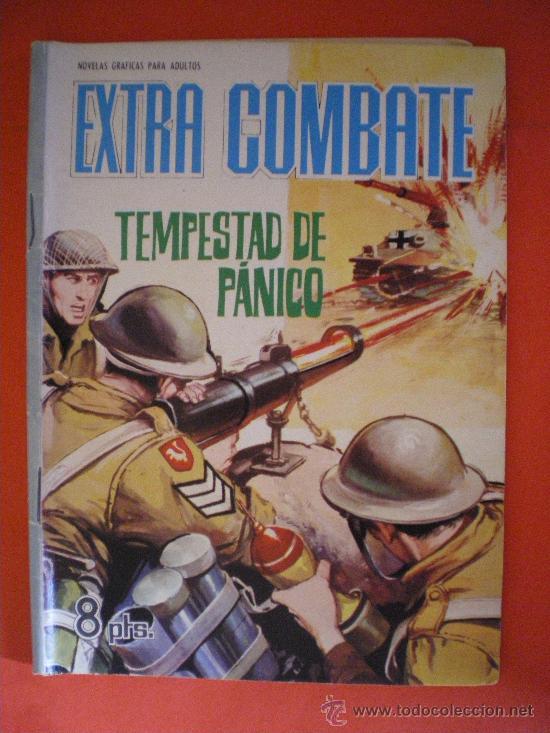 EXTRA COMBATE Nº 41 FERMA (Tebeos y Comics - Ferma - Combate)
