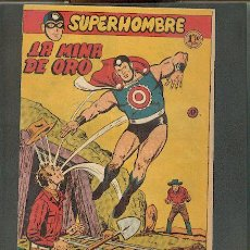Tebeos: SUPERHOMBRE Nº 47,ED.FERMA. Lote 26809259