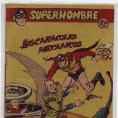Tebeos: SUPERHOMBRE Nº 3.. Lote 17685209
