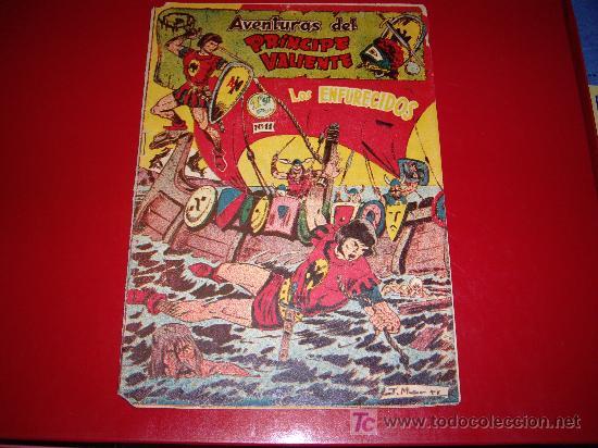 PRINCIPE VALIENTE AVENTURAS Nº 11 FERMA ORIGINAL (Tebeos y Comics - Ferma - Otros)