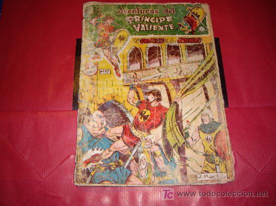 PRINCIPE VALIENTE AVENTURAS FERMA Nº 17 ORIGINAL (Tebeos y Comics - Ferma - Otros)