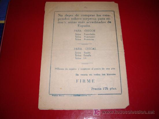 Tebeos: PRINCIPE VALIENTE AVENTURAS Nº 11 FERMA ORIGINAL - Foto 2 - 27205398