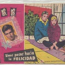 Tebeos: B.B. Nº 4. FERMA 1959.. Lote 18230246