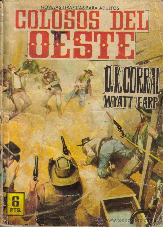 COLOSOS DEL OESTE (FERMA) ORIGINAL Nº. 1 (Tebeos y Comics - Ferma - Colosos de Oeste)