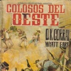 Tebeos: COLOSOS DEL OESTE (FERMA) ORIGINAL Nº. 1. Lote 27120031