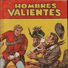 Tebeos: HOMBRES VALIENTES. SERIE ROJA - DICK DARING (FERMA) ORIGINAL 1958 Nº.12. Lote 37216297