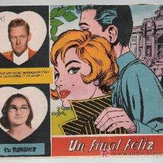 Tebeos: TU ROMANCE Nº 54. FERMA 1959. ULTIMO NÚMERO.. Lote 20829814