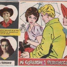 Tebeos: TU ROMANCE Nº 32. FERMA 1959. .. Lote 20829873