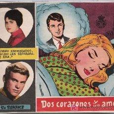 Tebeos: TU ROMANCE Nº 3. FERMA 1959. .. Lote 20829960