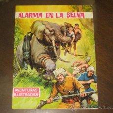 Tebeos: ALARMA EN LA SELVA - EDITORIAL FERMA 1966. Lote 27467818