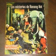 Tebeos: LOS MISTERIOS DE RANANG-VAT - EDITORIAL FERMA 1966. Lote 27467819