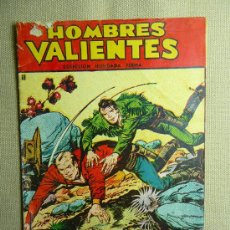 Tebeos: COMIC, HOMBRES VALIENTES, Nº 11, HONDO, LUCHA DESESPERADA, FERMA, ORIGINAL. Lote 22788249