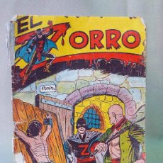 Tebeos: COMIC, EL ZORRO, Nº 5, EL BAILE DEL COBERNADOR, FERMA. Lote 22954812