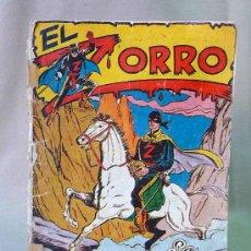 Tebeos: COMIC, EL ZORRO, Nº 4, LA PAGA DE LOS SOLDADOS, FERMA. Lote 22954902