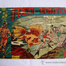 Tebeos: FRED SANTOS Nº 1 - JLV. Lote 16298115